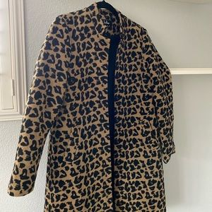 Lulus cheetah jacket!